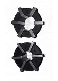 Цанга резиновая для ZH-5M12 (компл. 2 шт)