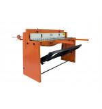 Ручная механическая гильотина Stalex Q01-1,5x1320