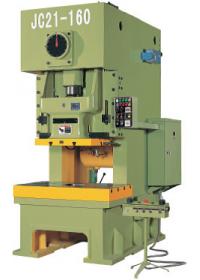 Однокривошипный механический пресс  JC 23-16