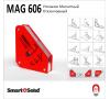 Магнитный угольник MAG 606
