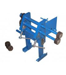 Ручной зиговочный станок ЗСР-150-1